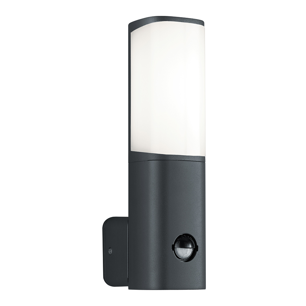 Ticino LED Post Lantern with PIR