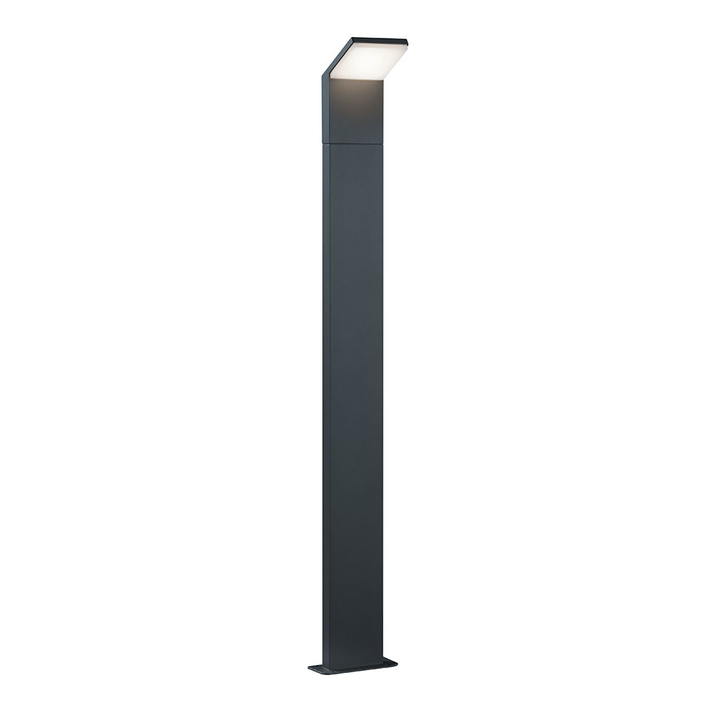 Pearl Tall Angled LED Bollard