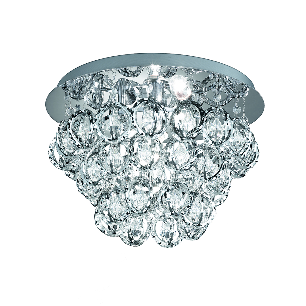 Victoria Chandelier Ceiling Light