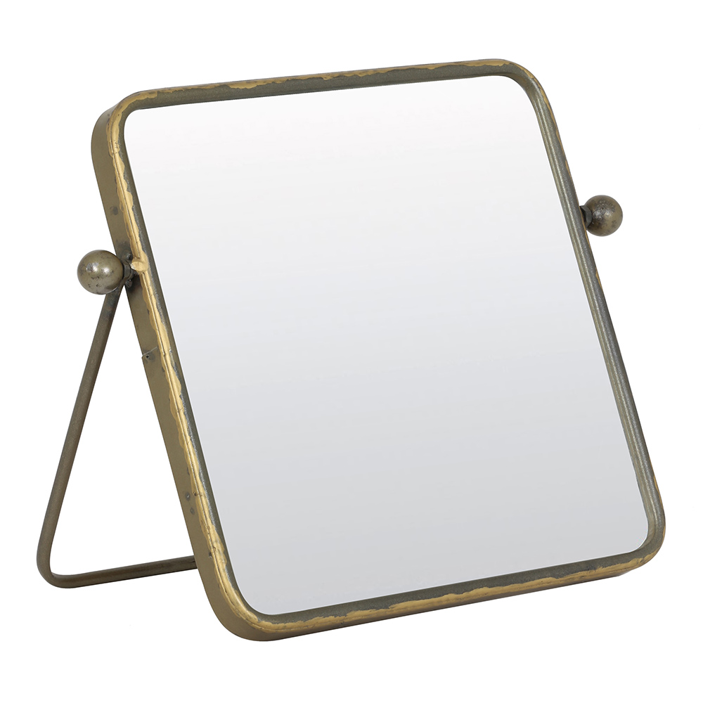 Bronze Tin Mirror