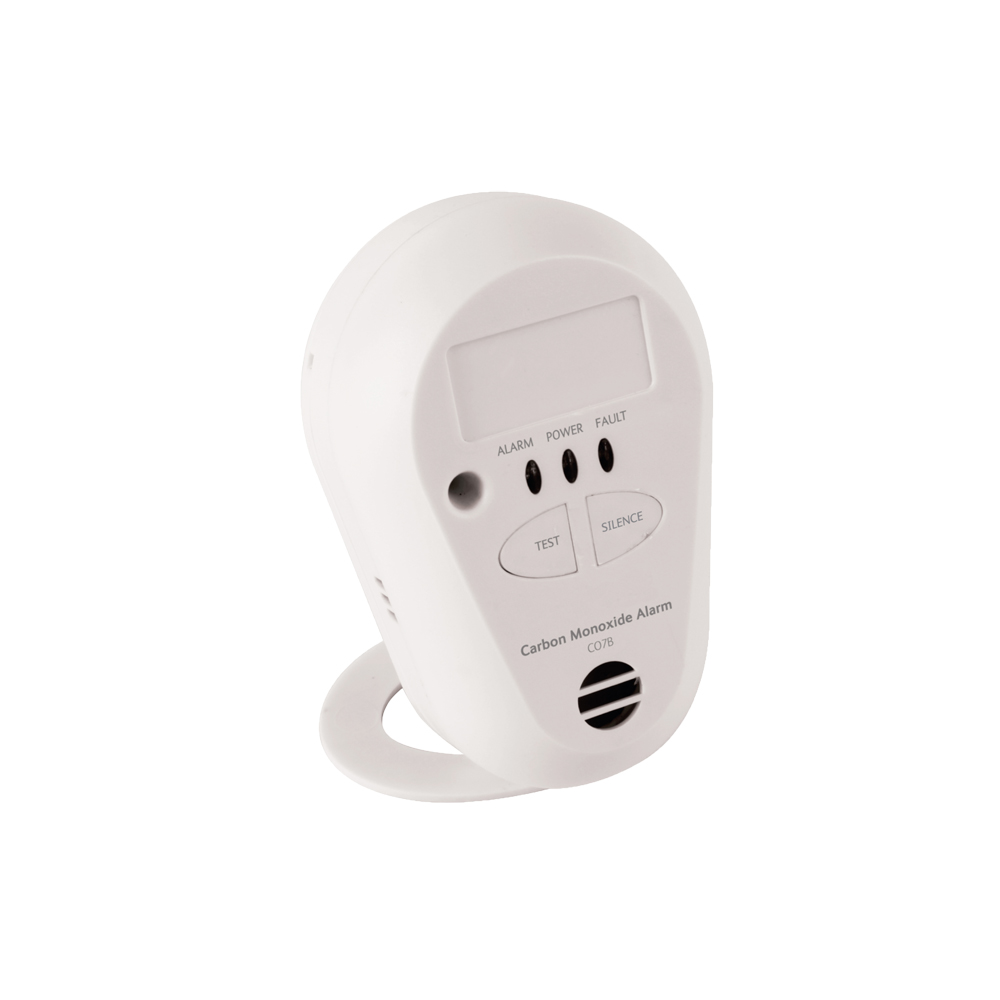 Battery Operated Carbon Monoxide Alarm