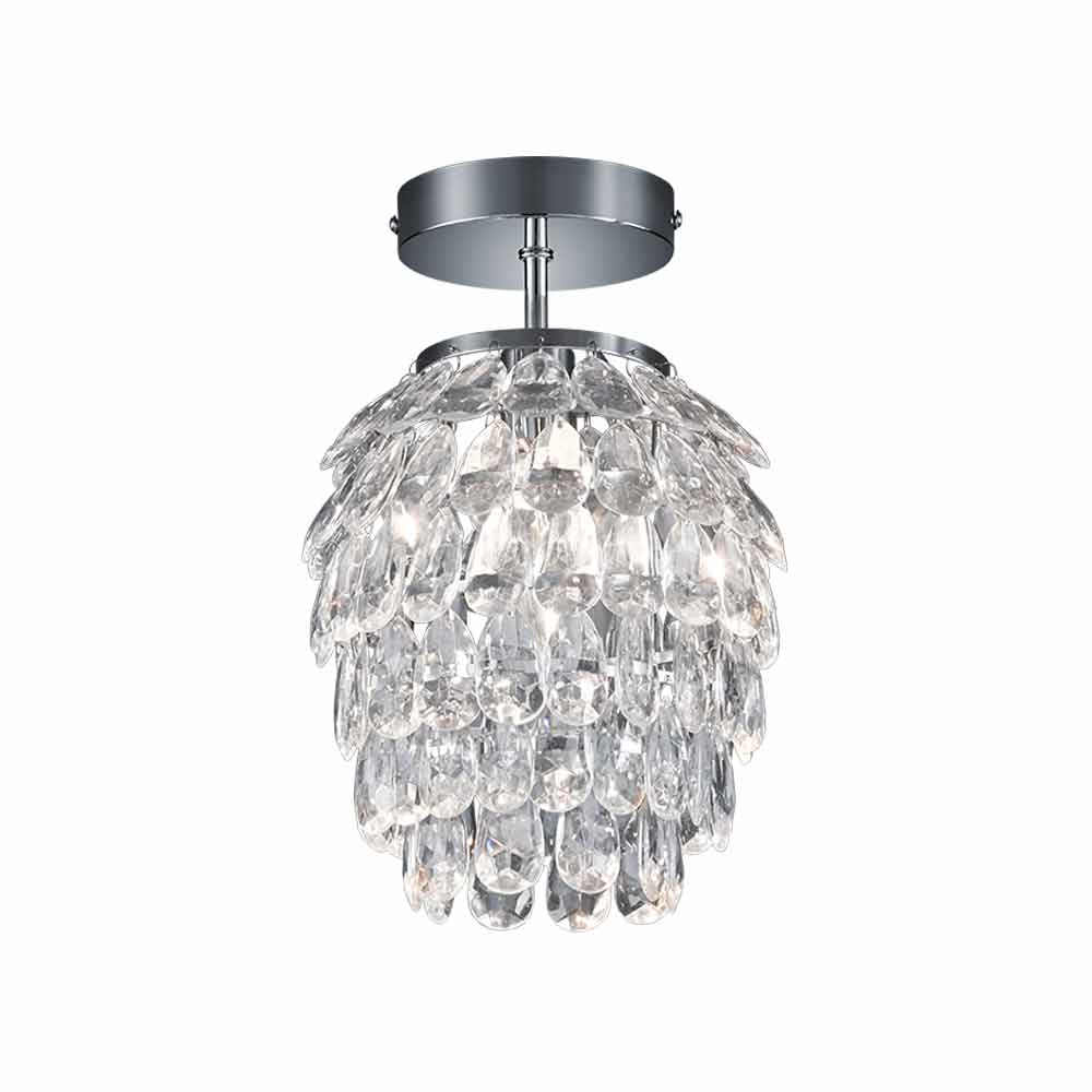 Petty Small Acrylic Crystal Ceiling Light