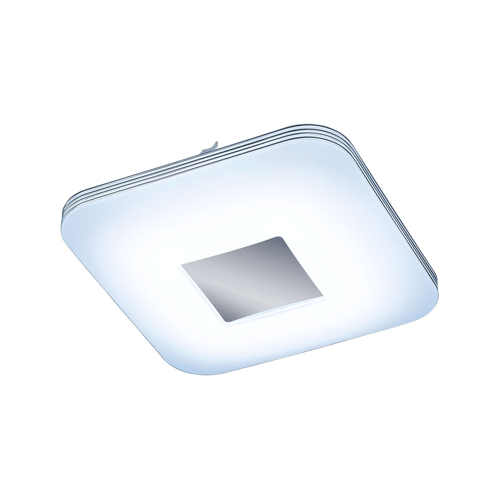 Venus Square Colour Changing LED Ceiling Light