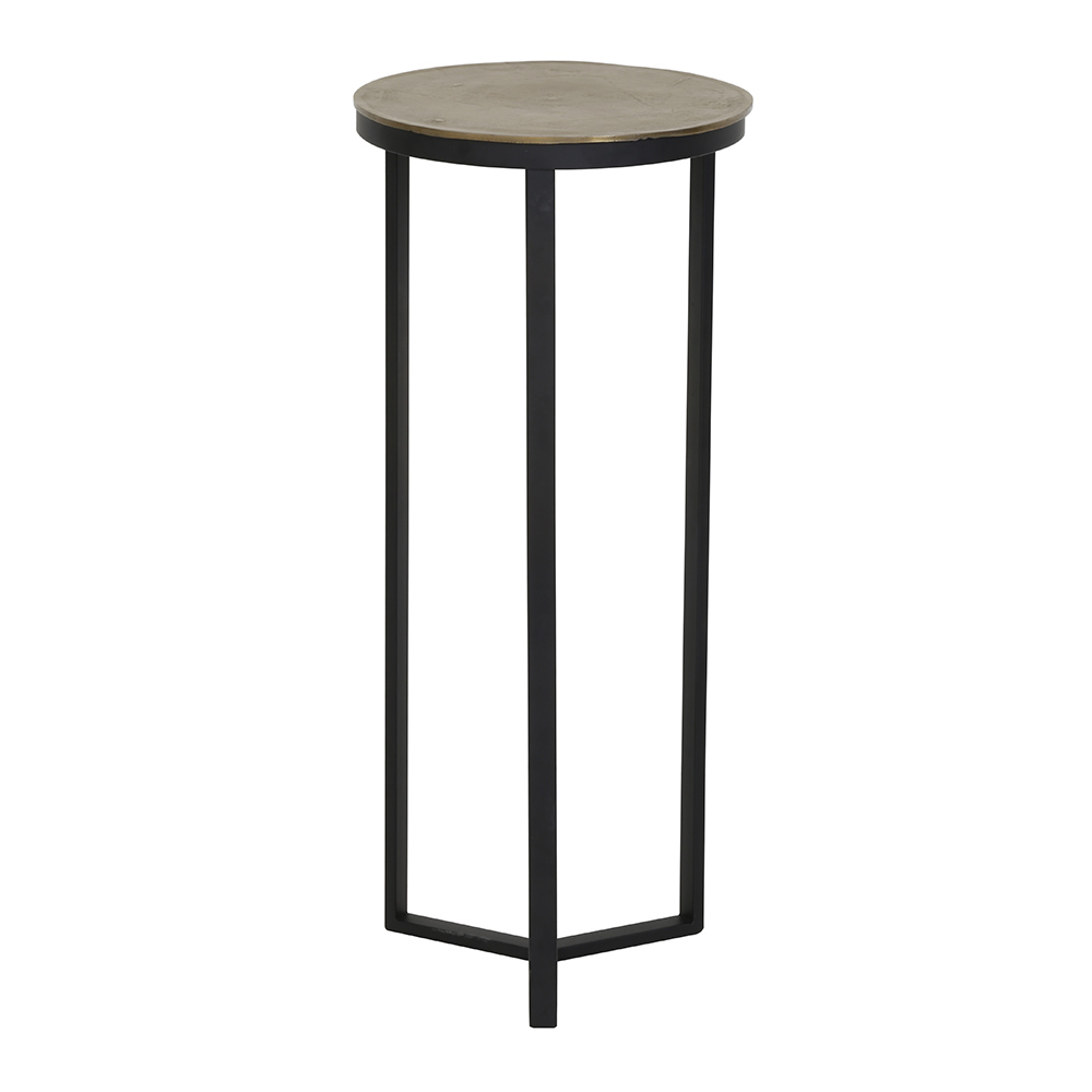 Retiro Pillar Side Table