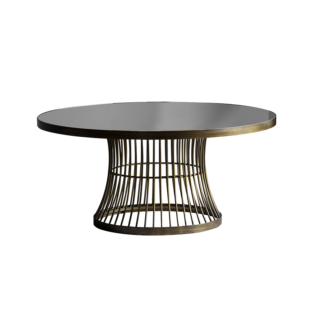 Pickford Bronze Coffee Table