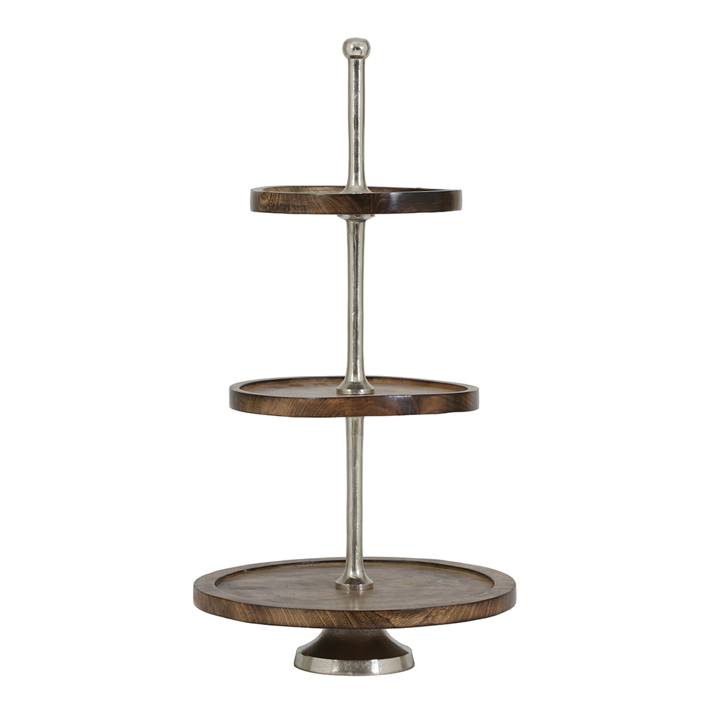Etagere 3-Layer Stand