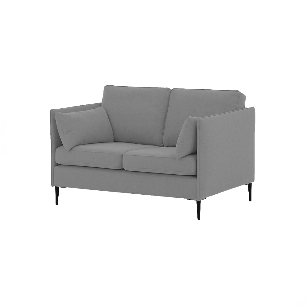 Milton 2 Seater Sofa - Grey