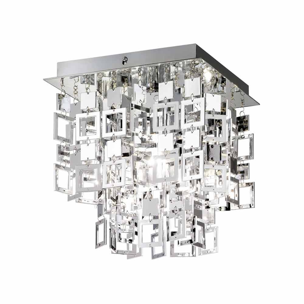 Quadrato Ceiling Light