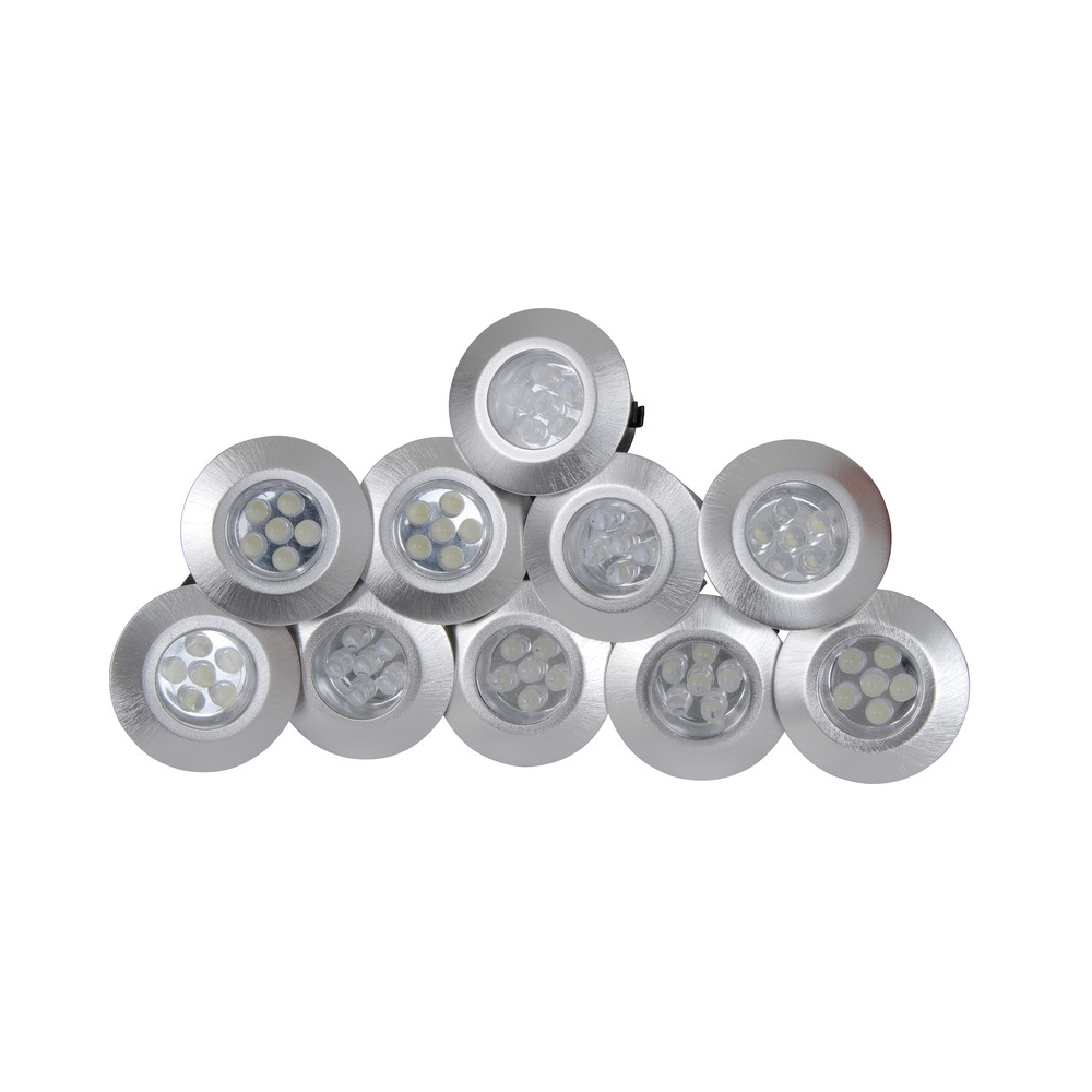 LED Deck Light Plug & Play Kit – Pack of 10