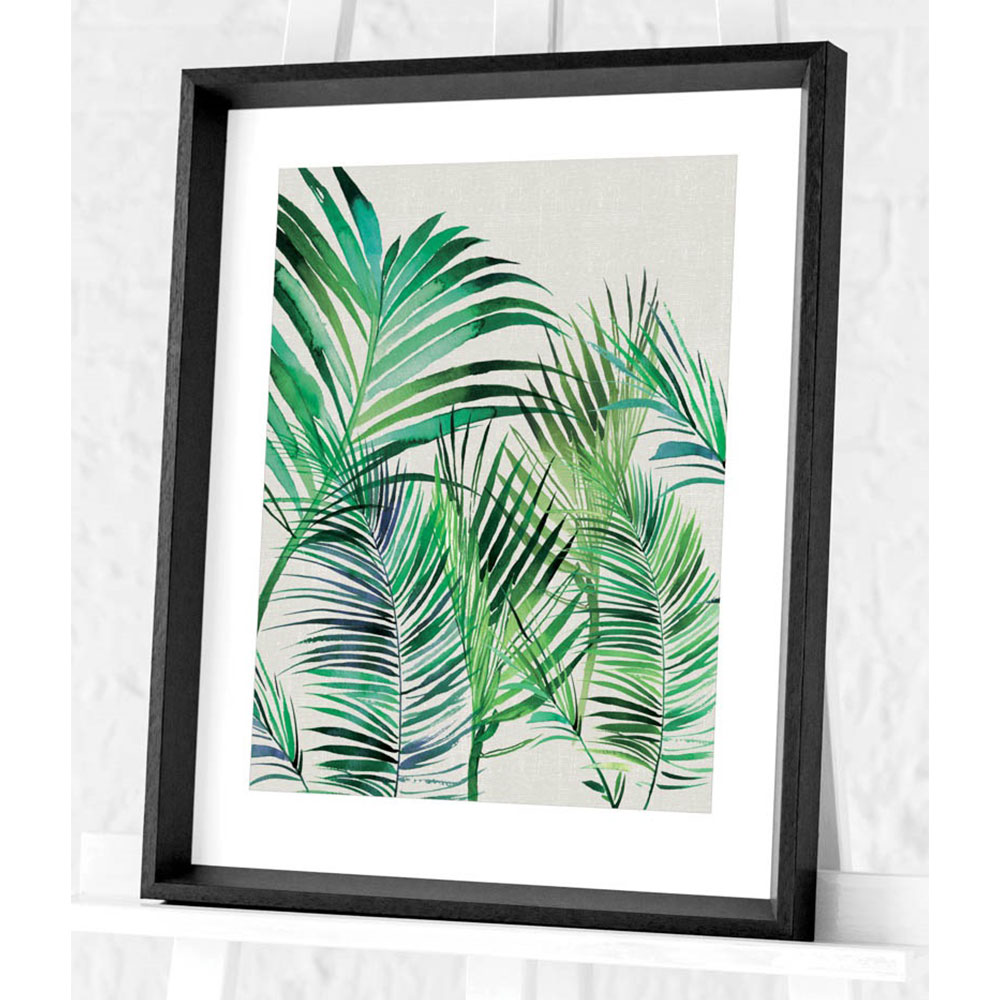 Summer Thornton Palm Leaves
