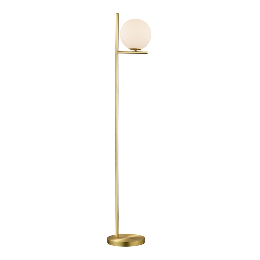 White Pure Floor Lamp