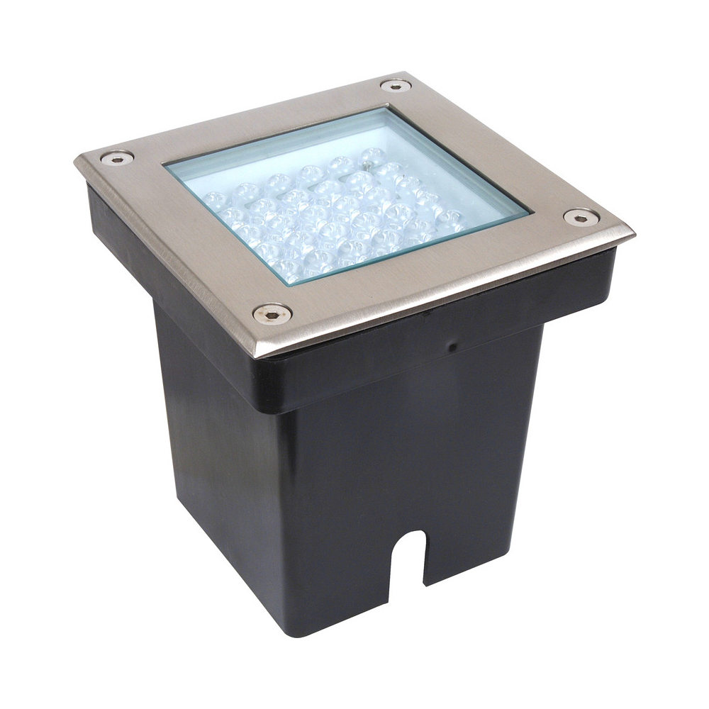 LED 2.9W Square Ground Light