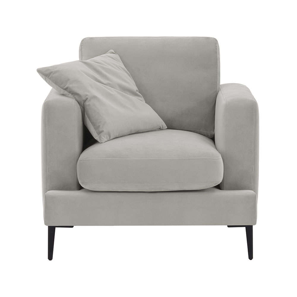 Velegro Armchair - Grey
