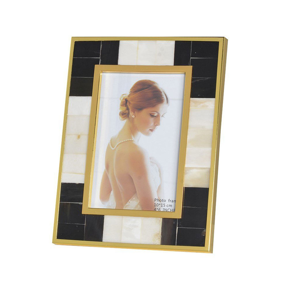 Small Black and White Photo Frame