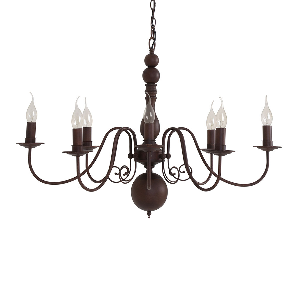 Christina 8 Lamp Chandelier