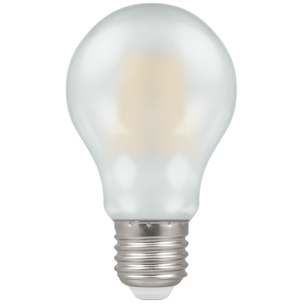 LED Filament GLS Pearl Dimmable ES-E27