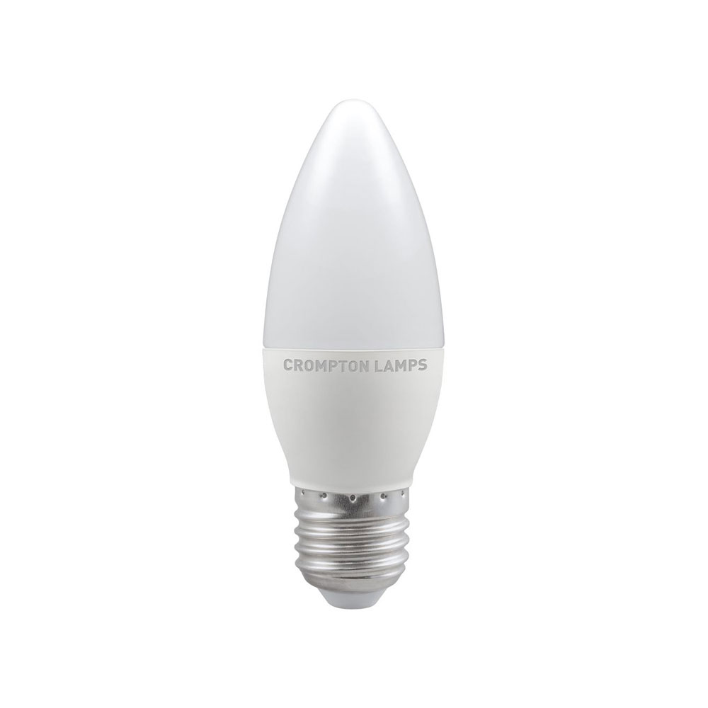 LED Candle Thermal Plastic Non-Dimmable ES-E27