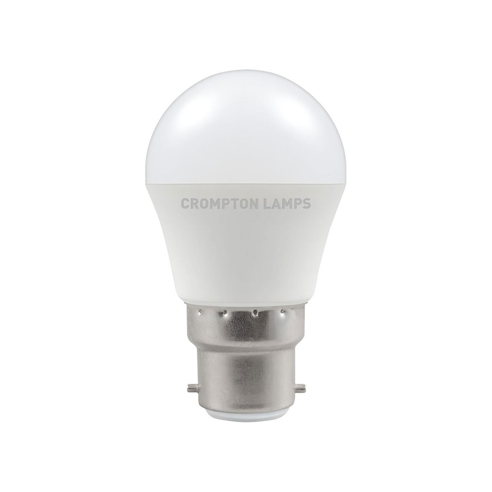 LED Round Thermal Non-Dimmable BC-B22d