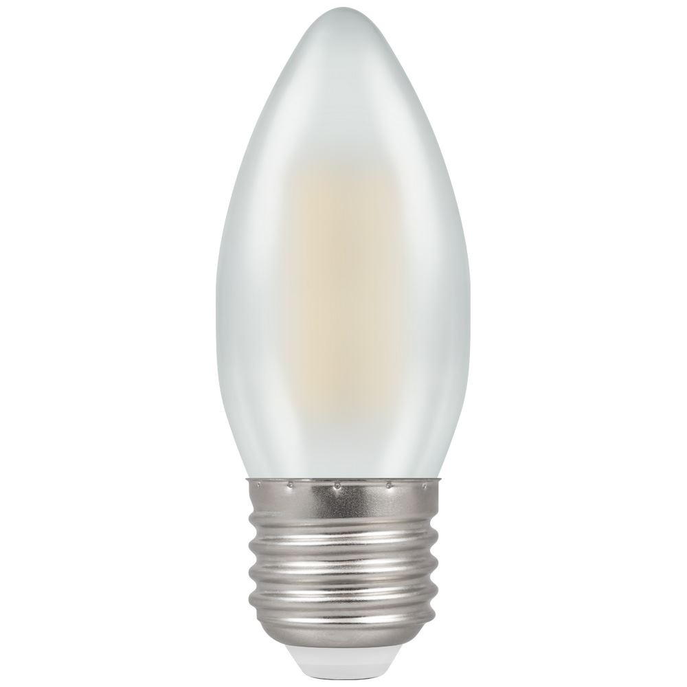 LED Filament Pearl Candle ES-E27