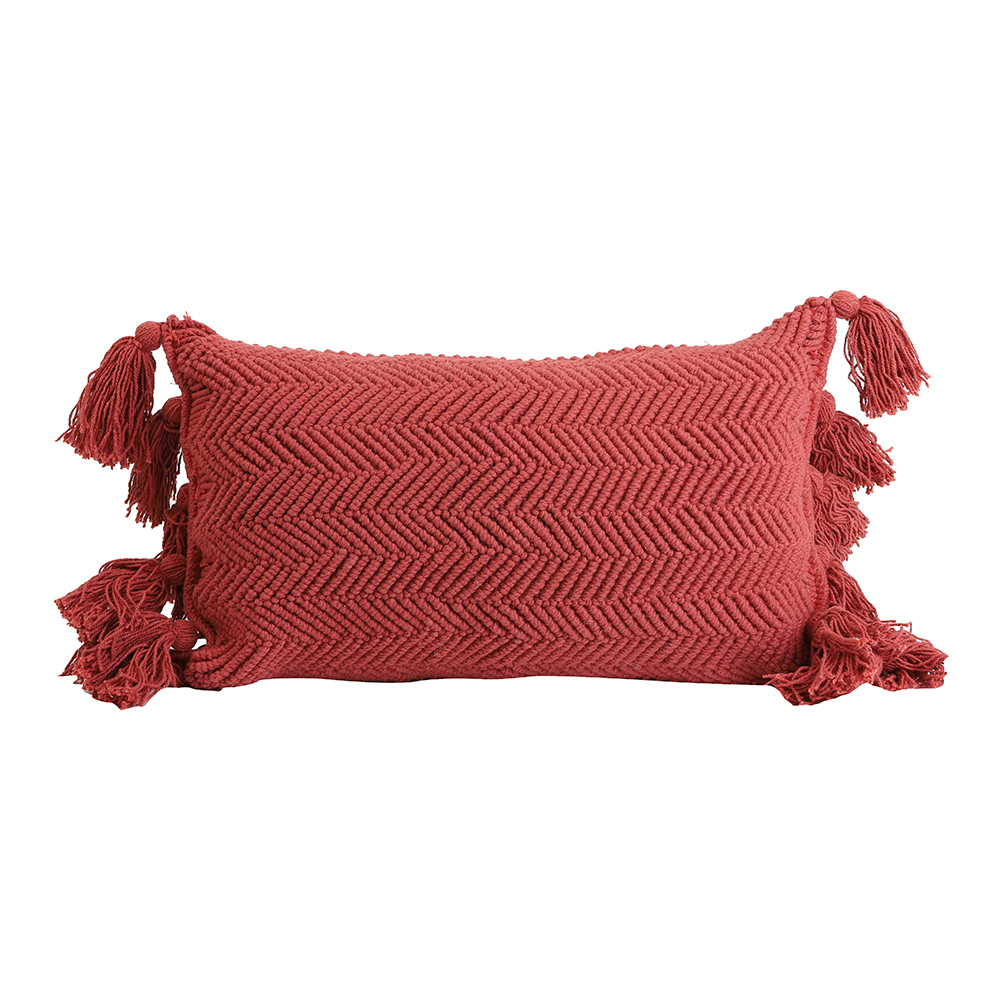Bardala Red Pillow