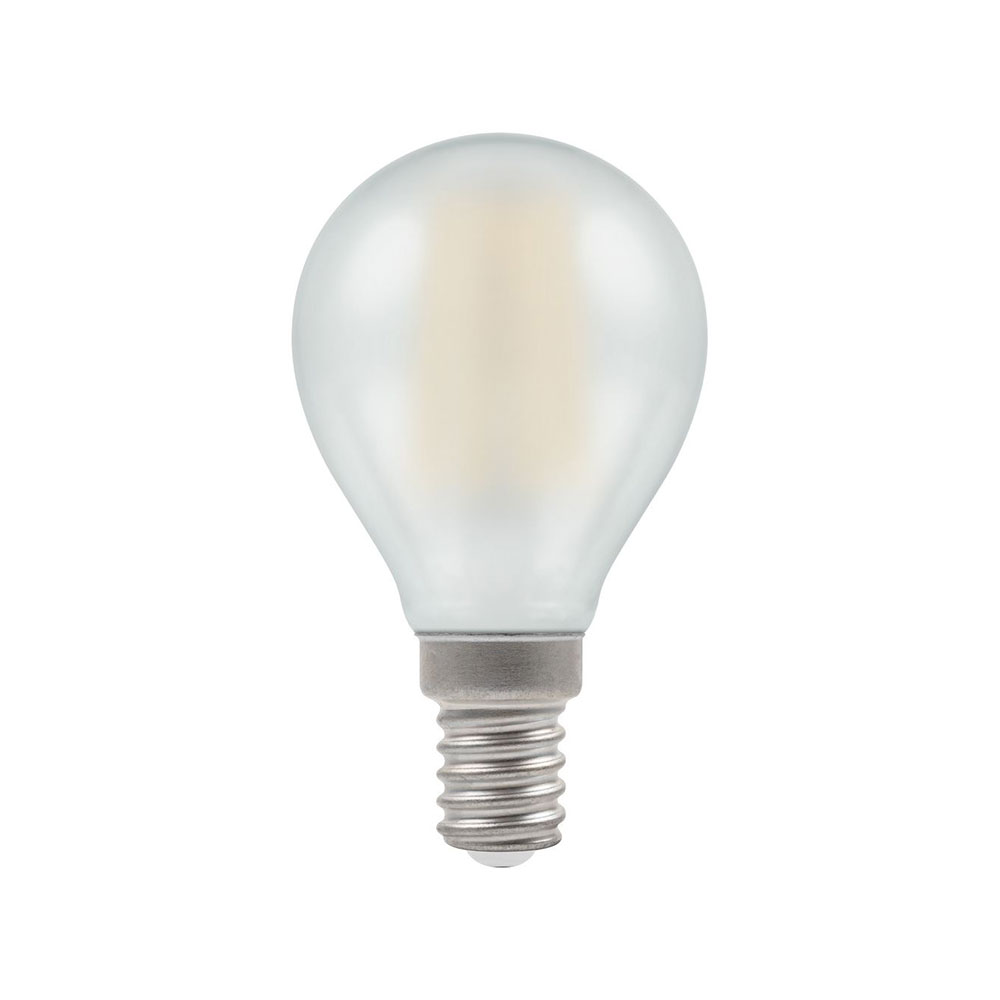 LED Filament Round Dimmable SES-E14