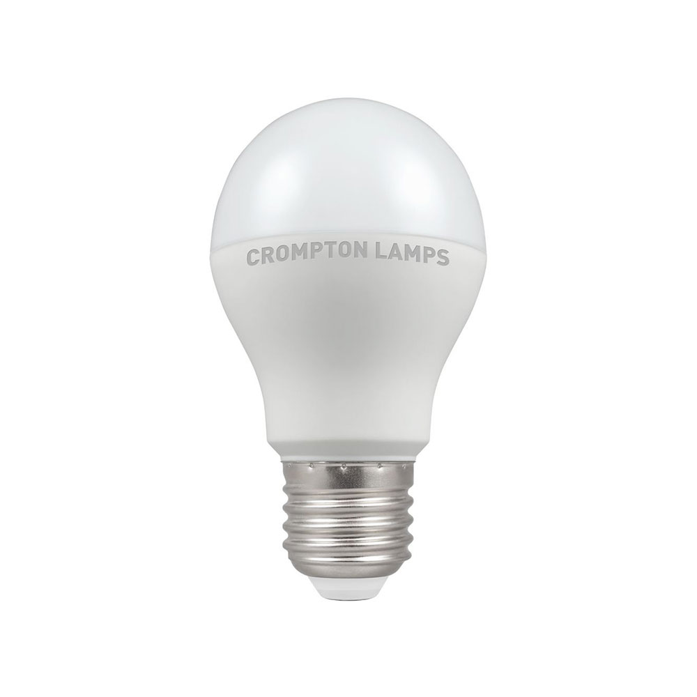 LED Filament GLS Round Non-Dimmable ES-E27
