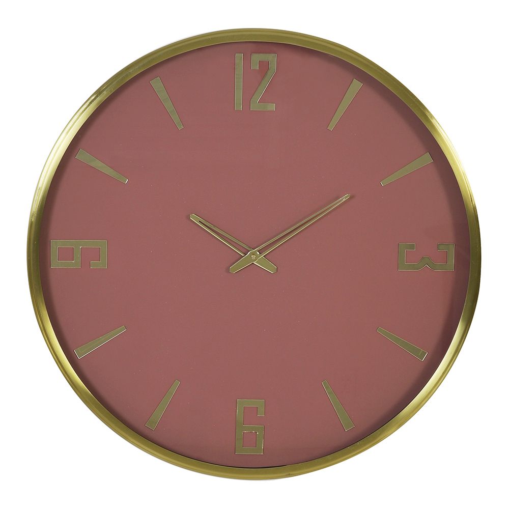Old Pink Clock
