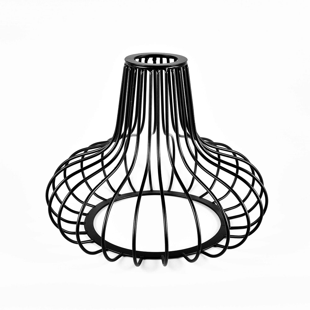 Bell Cage Lampshade