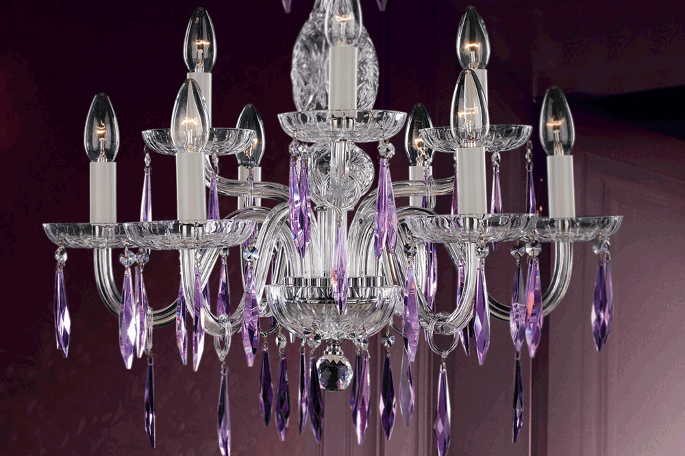 Bohemian Crystal Lighting