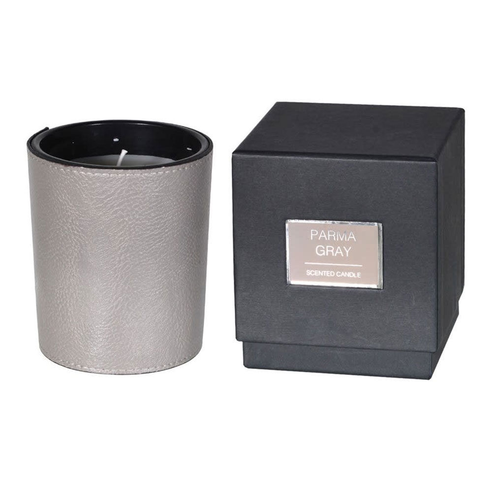 'Parma Grey' Candle with Box