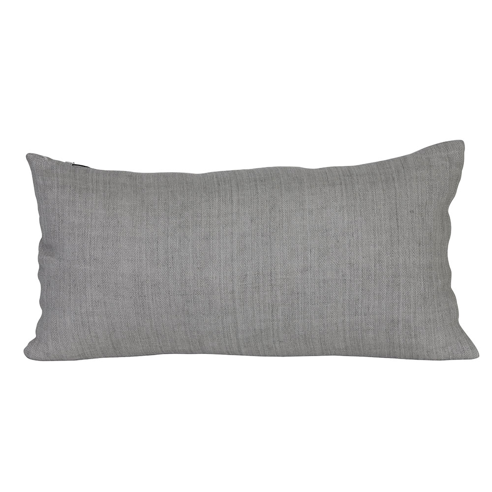 Weave Grey Pillow