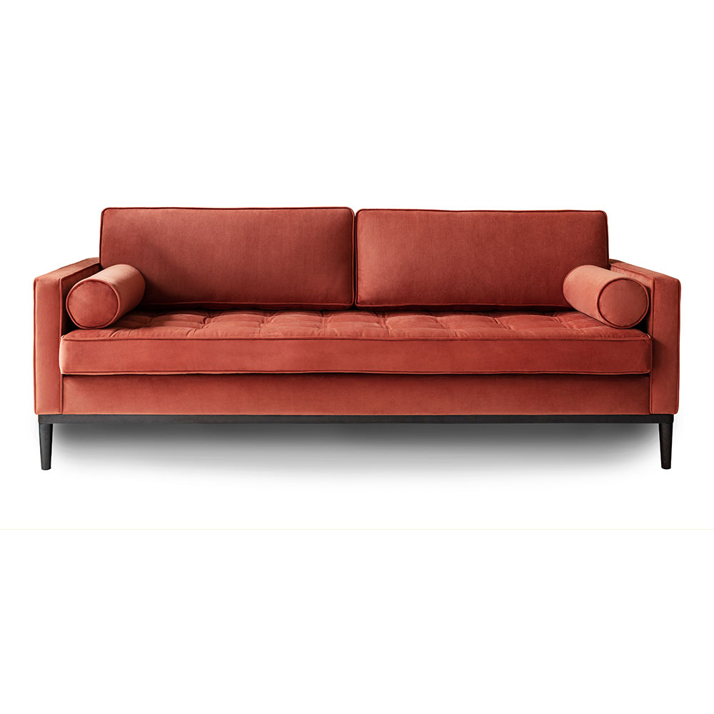 3 Seater Brick Sofa