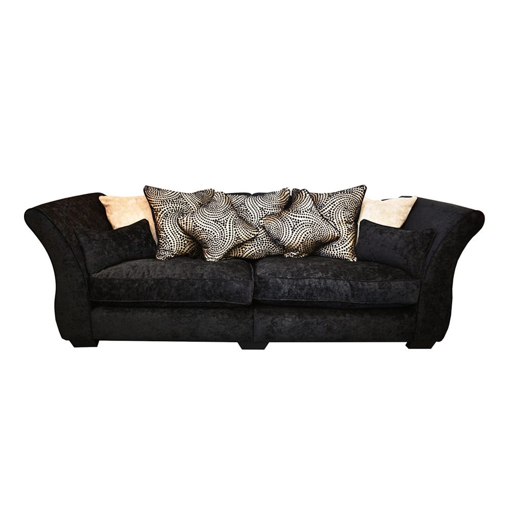 4 Seater Scatter Back Sofa