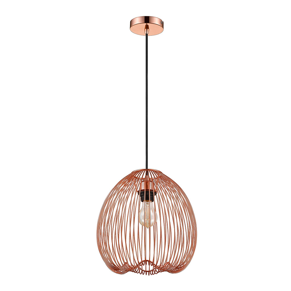 Copper Dollis Pendant