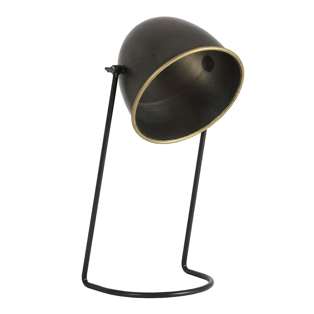 Dark Bronze Percy Table Lamp
