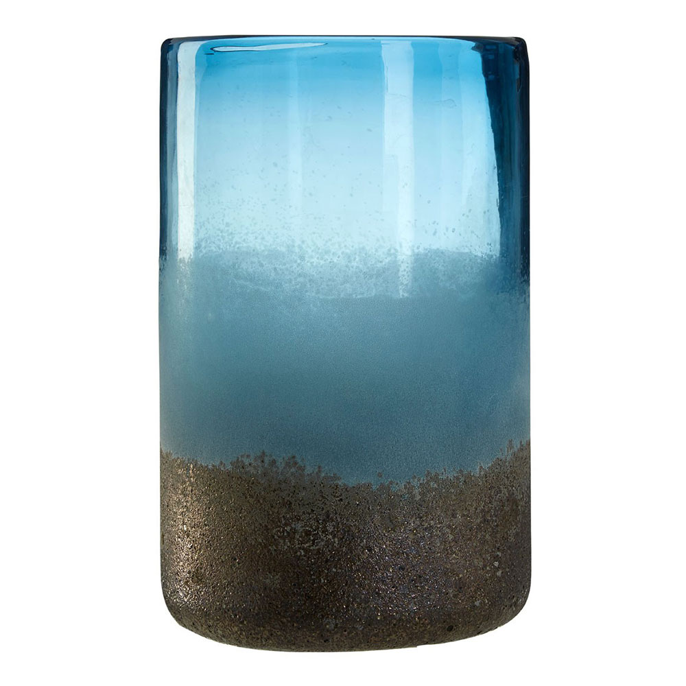Chiara Medium Blue Vase