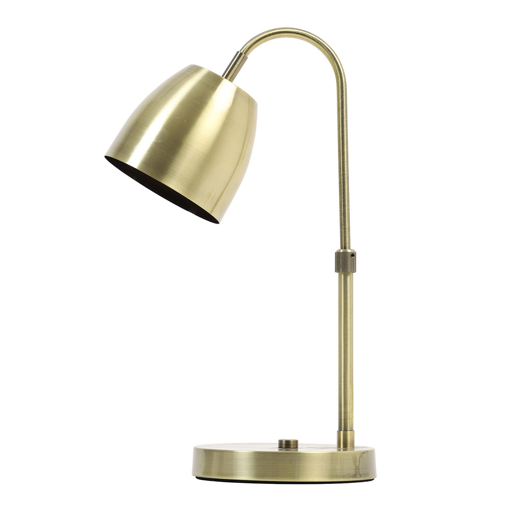 Walden Gold Table Lamp