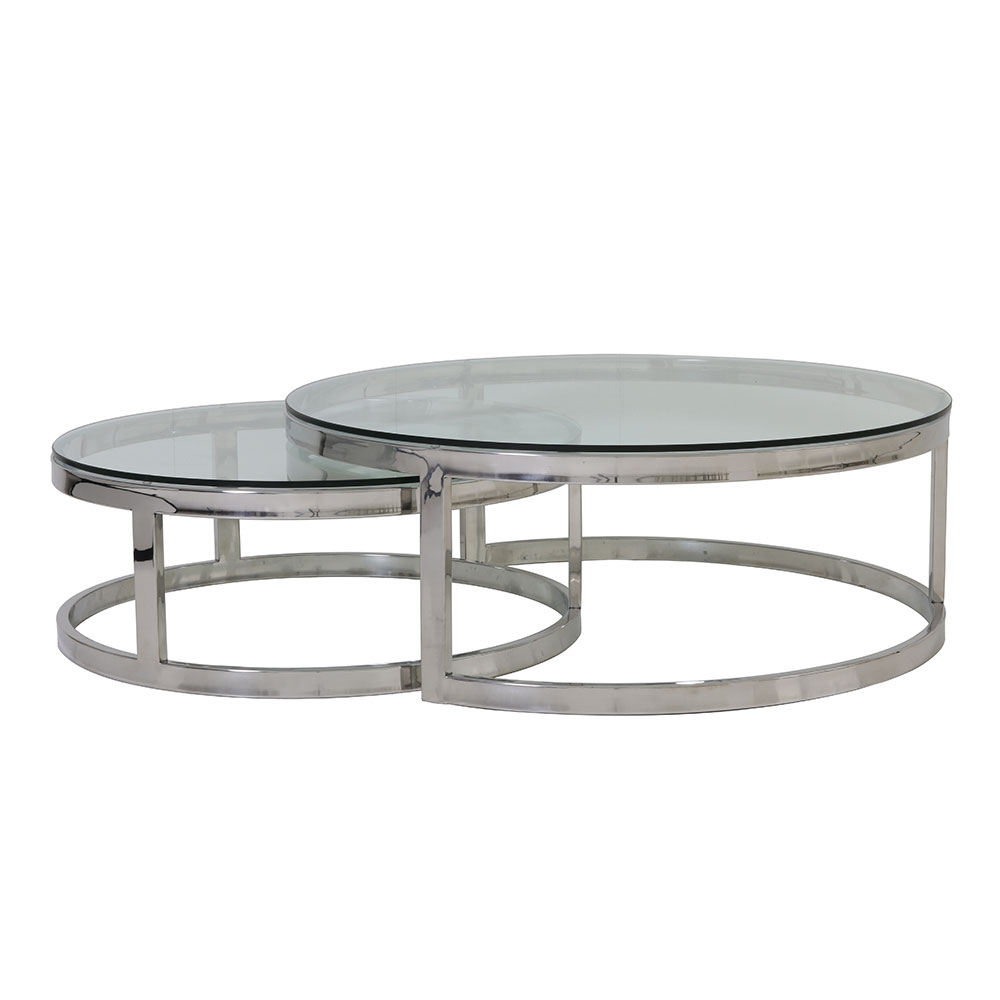 Milagro Set of 2 Coffee Tables