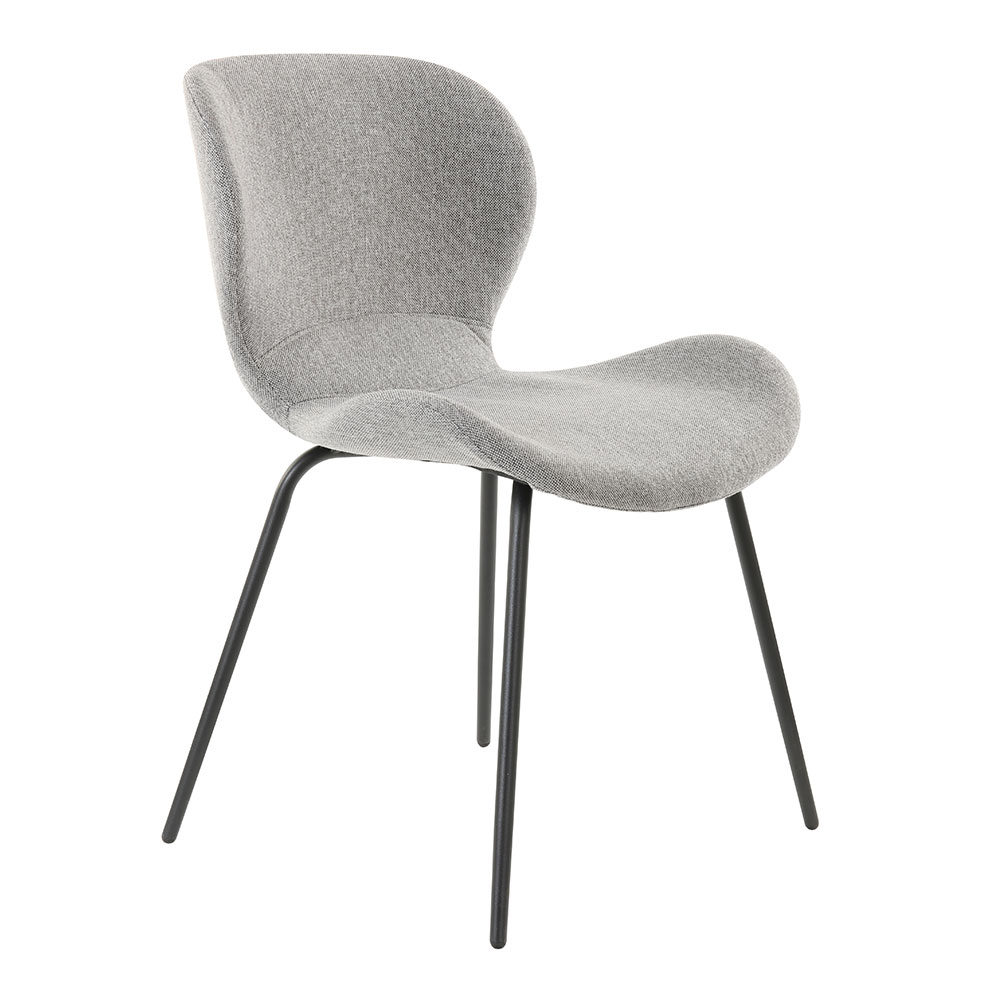 Violet Grey Dining Chair