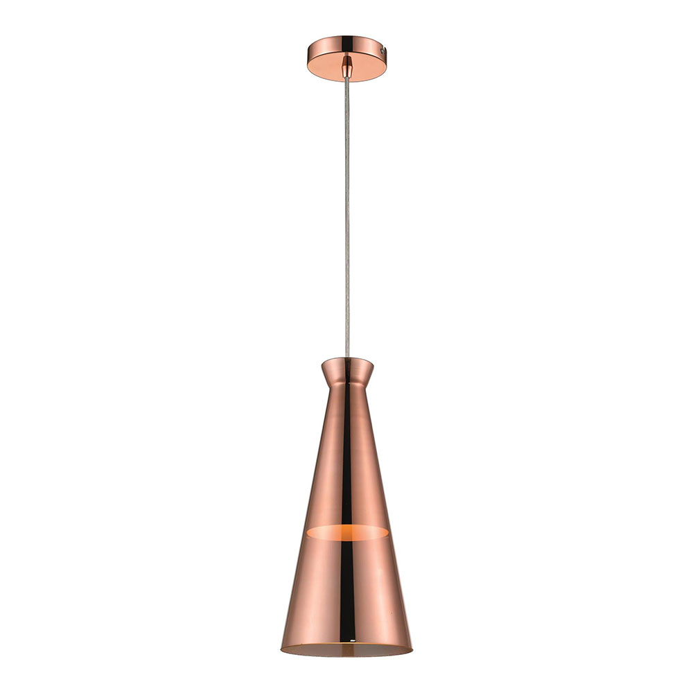 Kentish Copper Pendant