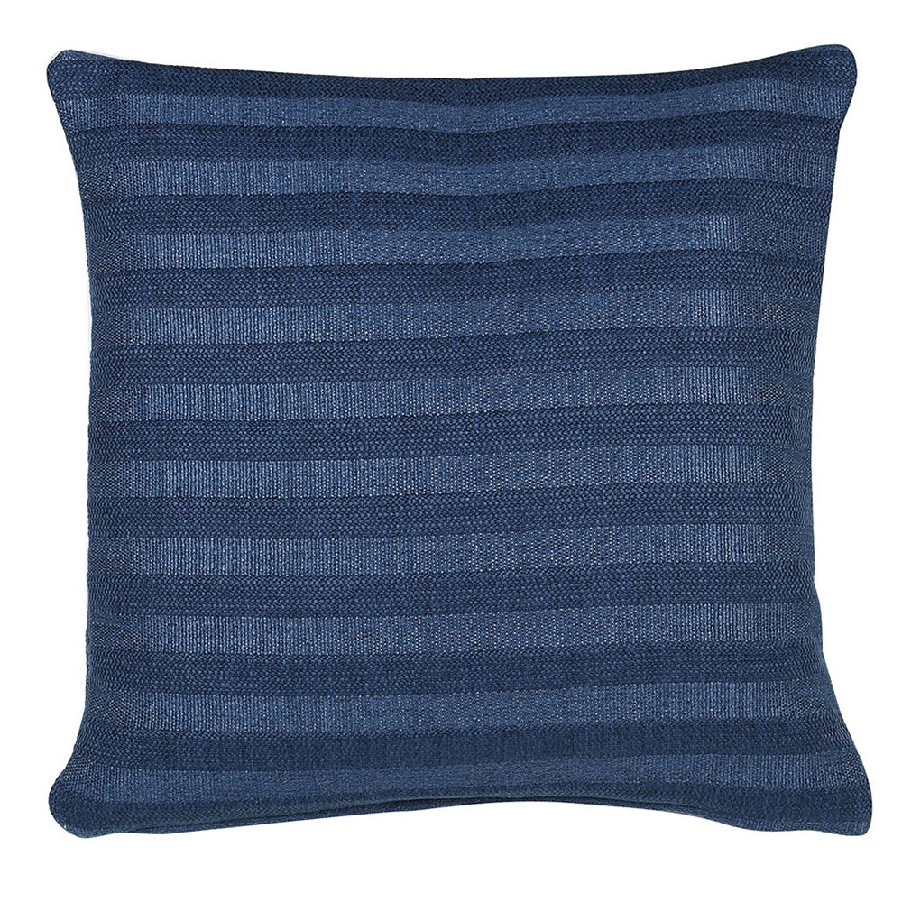 Outdoor Blue Cushion Cover