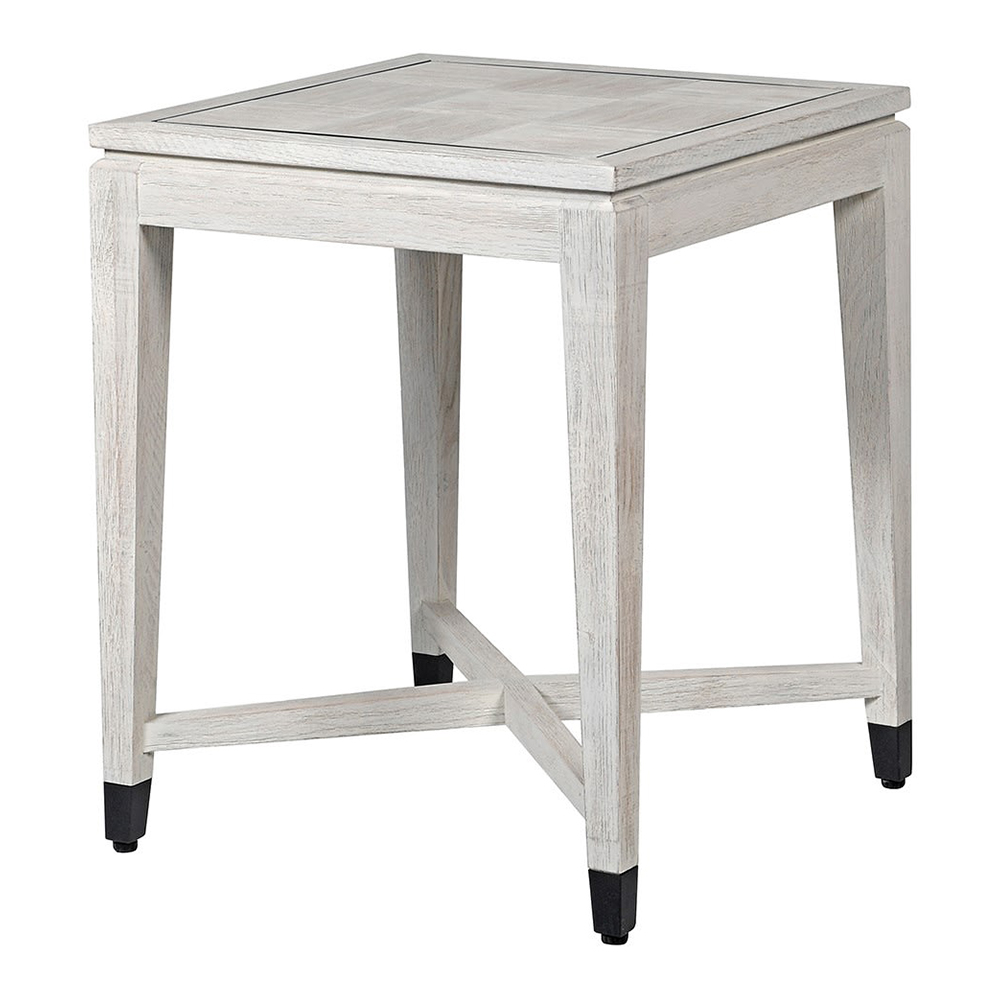 Aurora Oak Side Table