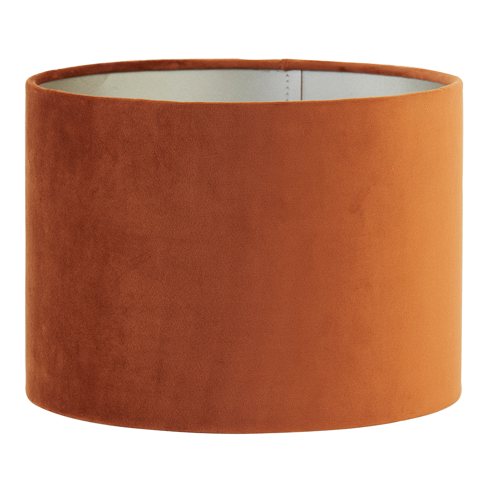 Cylinder Terracotta Lampshade