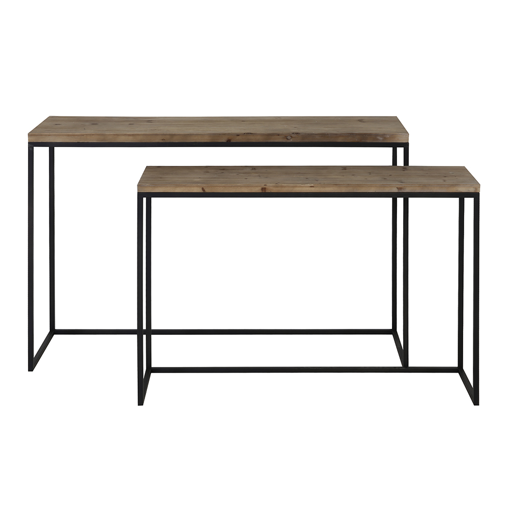 Camasca Wooden Console Tables