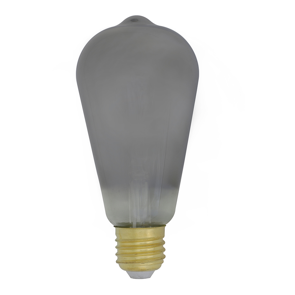 Smoked LED Filament Dimmable E27