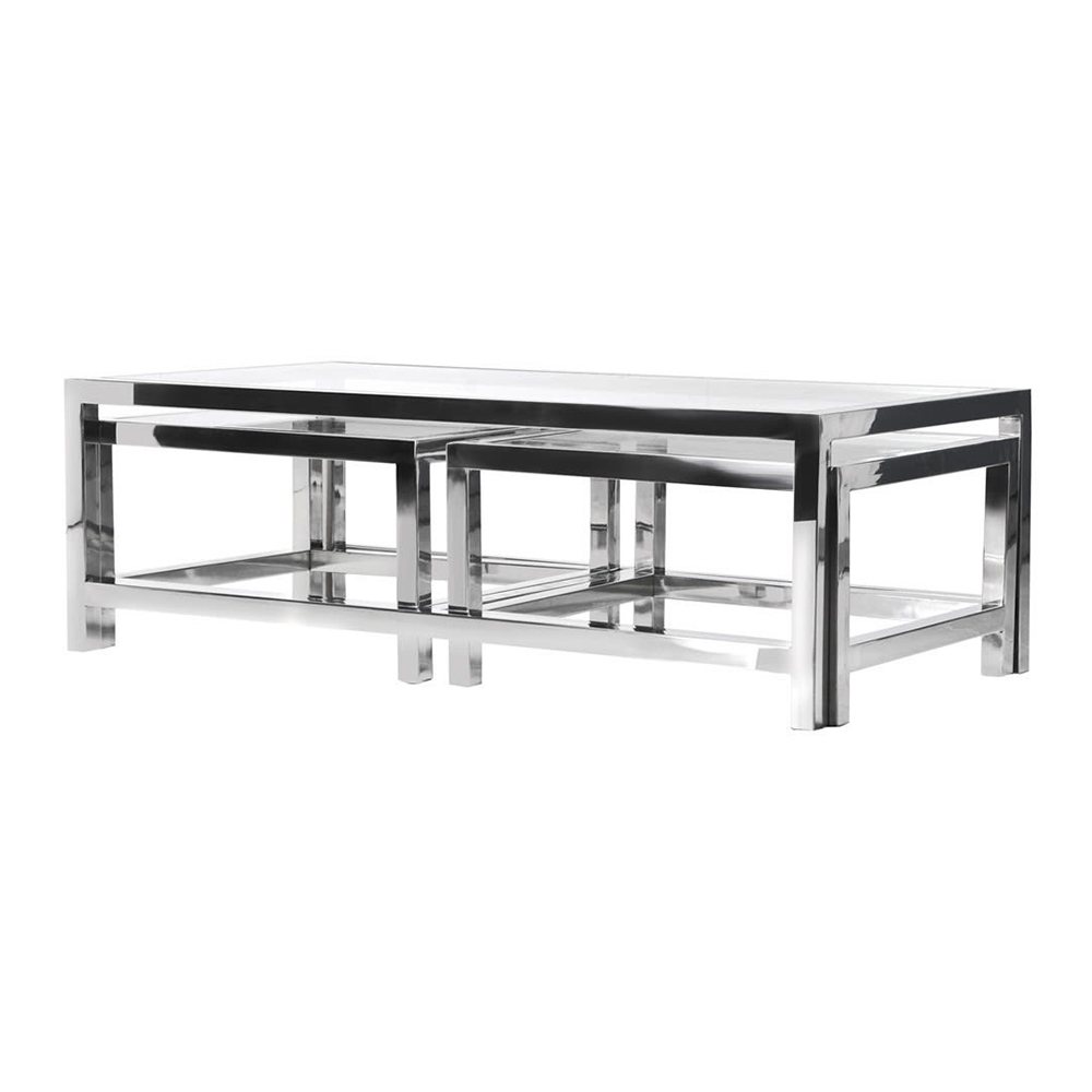 Terano Set of 3 Coffee Tables