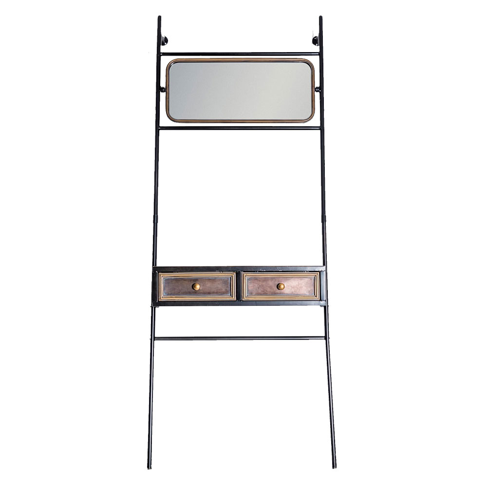 Orwell Console Unit with Mirror
